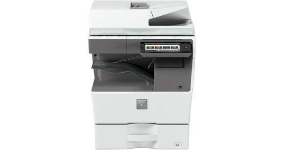 stampante multifunzione sharp MX-B455W - fronte
