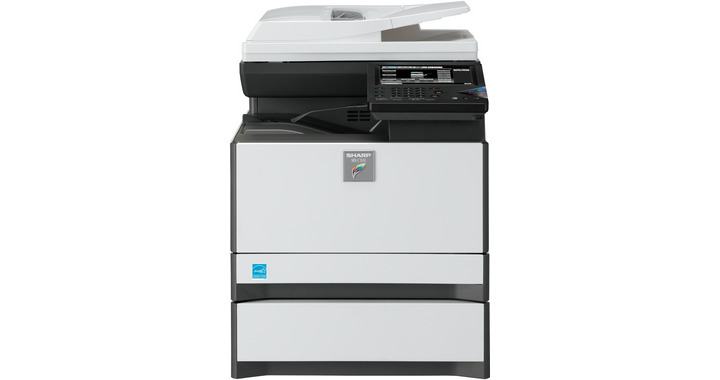 stampante multifunzione sharp mx-c301 -1