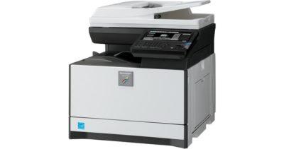 stampante multifunzione sharp mx-c301 - lato