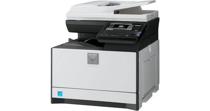 stampante multifunzione sharp mx-c301 -2