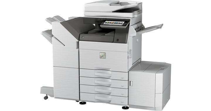 Stampante multifunzione Sharp mx-6070 1 - PTS srl