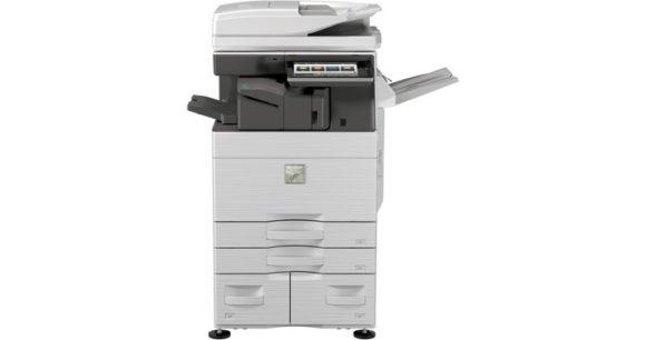 Stampante multifunzione Sharp mx-6070 - fronte piccolo