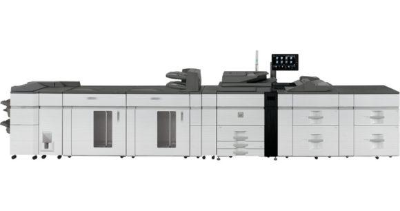 sistema di stampa di produzione Sharp mx-m1205-mx-m1055 - lato intero