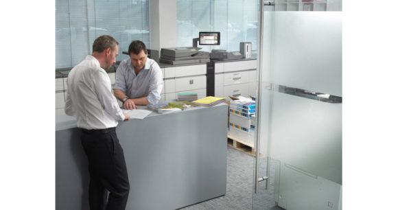sistema di stampa di produzione Sharp mx-m1205-mx-m1055 - ufficio