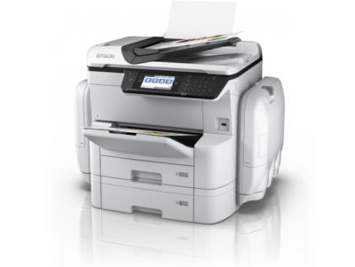 Stampante multifunzione inkjet a3 a colori EPSON WF C869