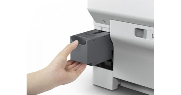 Stampante multifunzione Epson inkjet WORKFORCE PRO WF-C579RDTWF - vaschetta