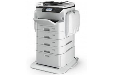 stampante multifunzione inkjet epson - fronte
