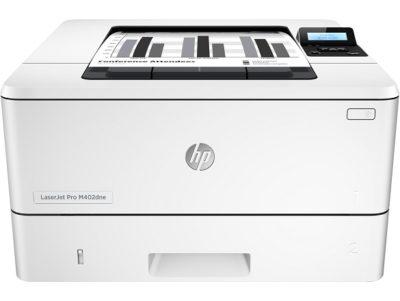 HP LaserJet Pro M402dne - fronte