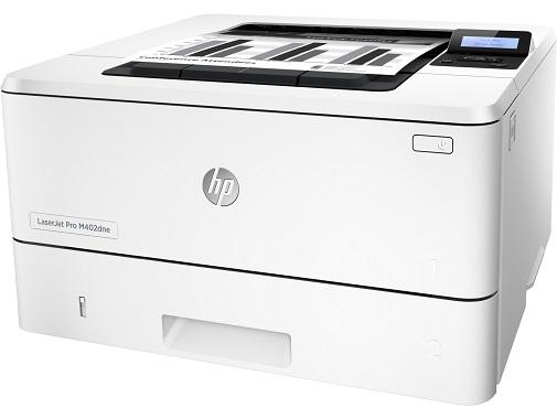 HP LaserJet Pro M402dne - lato ds