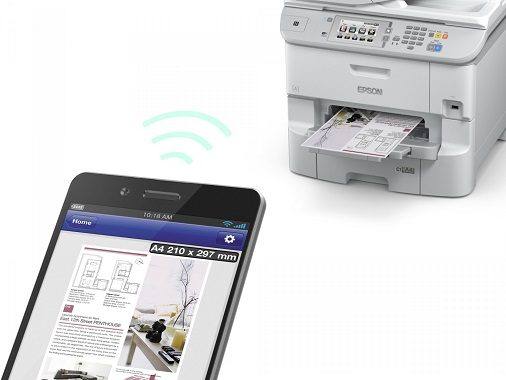epson WF-6590DWF - wireless e NFC