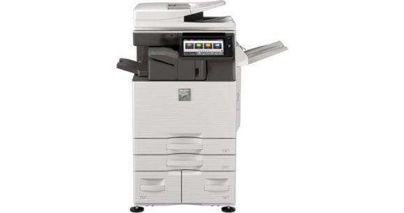 stampante multifunzione sharp mx3051 - mx2651 fronte