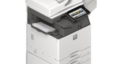 stampante multifunzione sharp mx3051-mx2651 zoom vassoio carta