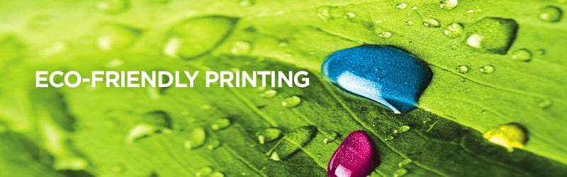 macchie di inchiostro di una cartuccia da stampante su una foglia