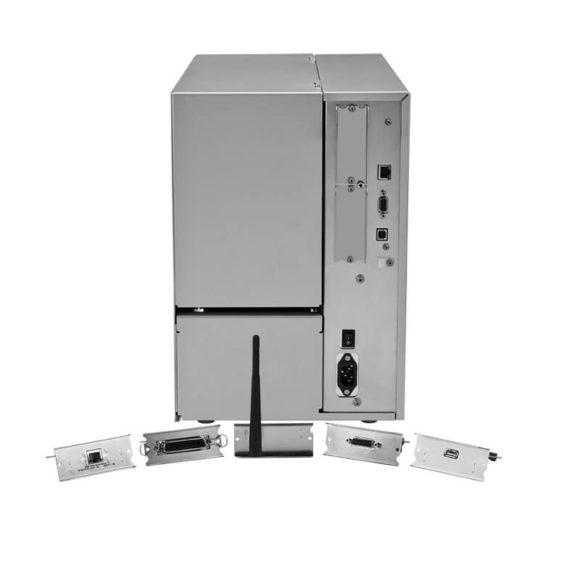 retro e porte USB di modello zt510 stampante etichette adesive Zebra