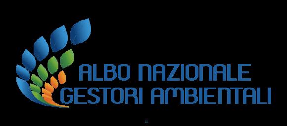 logo dell'Albo Gestori Ambientali autorizzati al trasporto e recupero toner