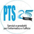 logo nuovo PTS srl per i 25 anni di attività