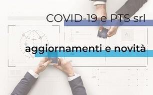 COVID-19: noi ci siamo e siamo operativi!