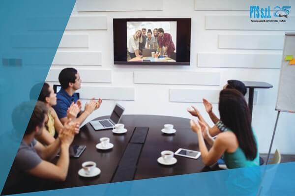 sala riunione software videoconferenza