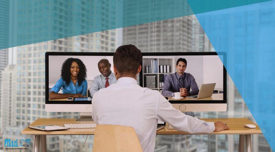 smart working software videoconferenza da remoto