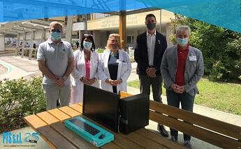 COVID-19: la nostra donazione al reparto Malattie Infettive del Policlinico di Modena