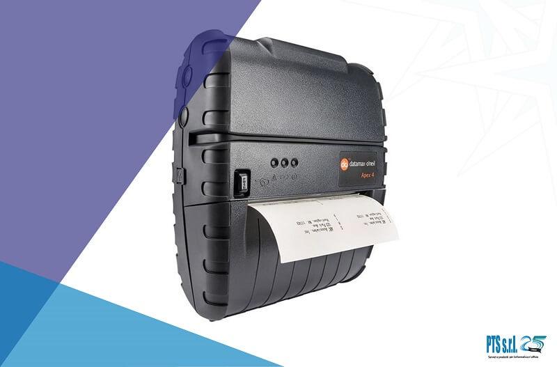Stampante etichette adesive portatile Honeywell serie APEX